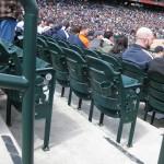 Empty seats?